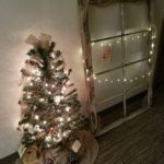 Woodstone Wellness Christmas Display